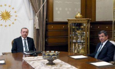 Turkey Feature: Erdogan Pushes Aside Prime Minister Davutoglu