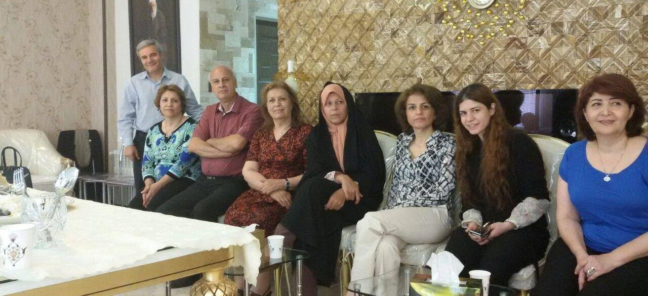Iran Feature: Rafsanjani's Daughter Provokes Anger by Meeting Baha'i Political Prisoner