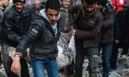 Syria Opinion: A Slow-Motion Genocide as Diplomats Chatter