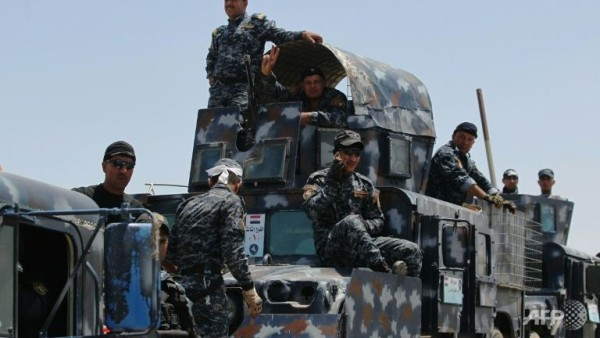 Iraq Developing: Iraqi Forces Launch Battle with ISIS in Fallujah