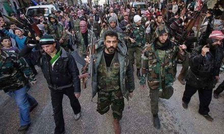 Syria Daily: Rebel Bloc Takes Key Town in South Aleppo Offensive