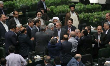 Iran Daily: Larijani Re-Elected Speaker of Parliament