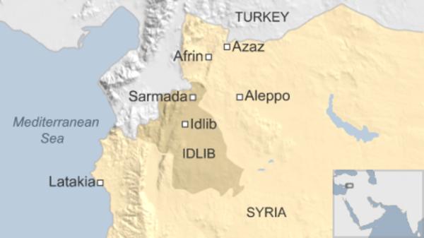 SARMADA MAP
