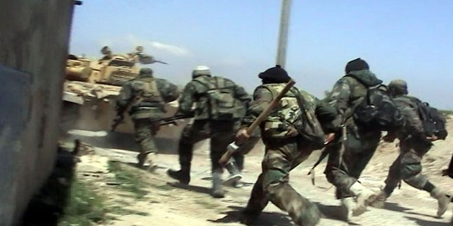 "Syria Analysis: Syrian Army and National Defense Forces ""Nearly Extinct"""