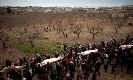 """Syria Feature: A """"Mini-Republic"""" in the North Struggles to Survive"""