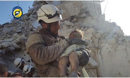 Syria Daily: Pro-Assad Bombing Kills 8+ White Helmets Rescuers