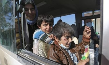 Iraq Feature: The Yazidi Boys Forced Into ISIS Training Camps