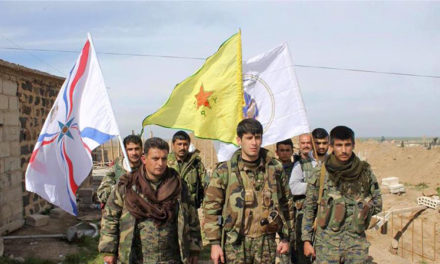 Syria Daily: Facing ISIS Offensive, Rebels Hand Over Village in Northwest to Kurdish-Led Force