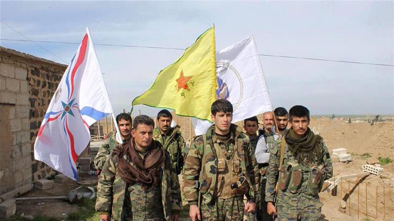 Syria Daily: A Regime-Kurdish Link in the North?