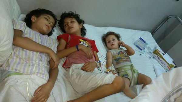 EAST GHOUTA FOOD POISONING