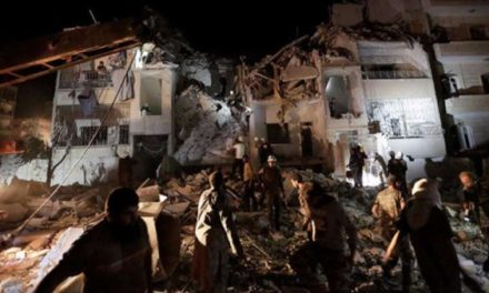 Syria Daily: Russia Tries to Deny Its Deadly Bombings Near Idlib Hospital