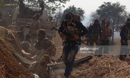 Syria Daily: Rebels Defeat Iran and Assad Regime South of Aleppo