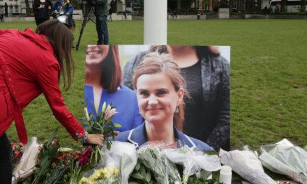 Britain Opinion: A Moment to Reflect — What Did Jo Cox Stand For?