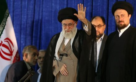 "Iran Daily: Supreme Leader ""Defeat America and Very Evil Britain"""