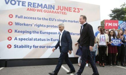 Britain Analysis: Undecided Hold Balance in Brexit Referendum