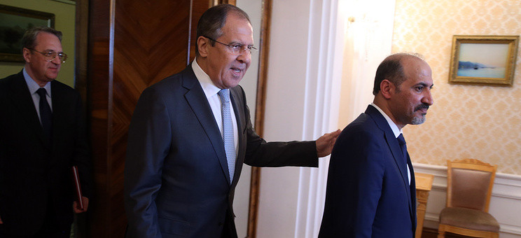 "Syria Daily: Russia's Political Strategy of a ""Proper"" Opposition"