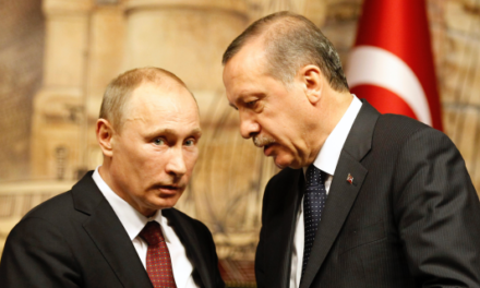 "Syria Daily: Turkey's ""Circle of Peace"" with Russia"