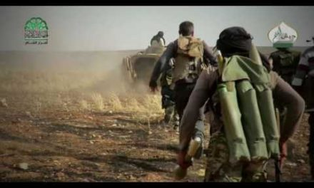 Syria Feature: Rebels Keep Upper Hand Around Aleppo