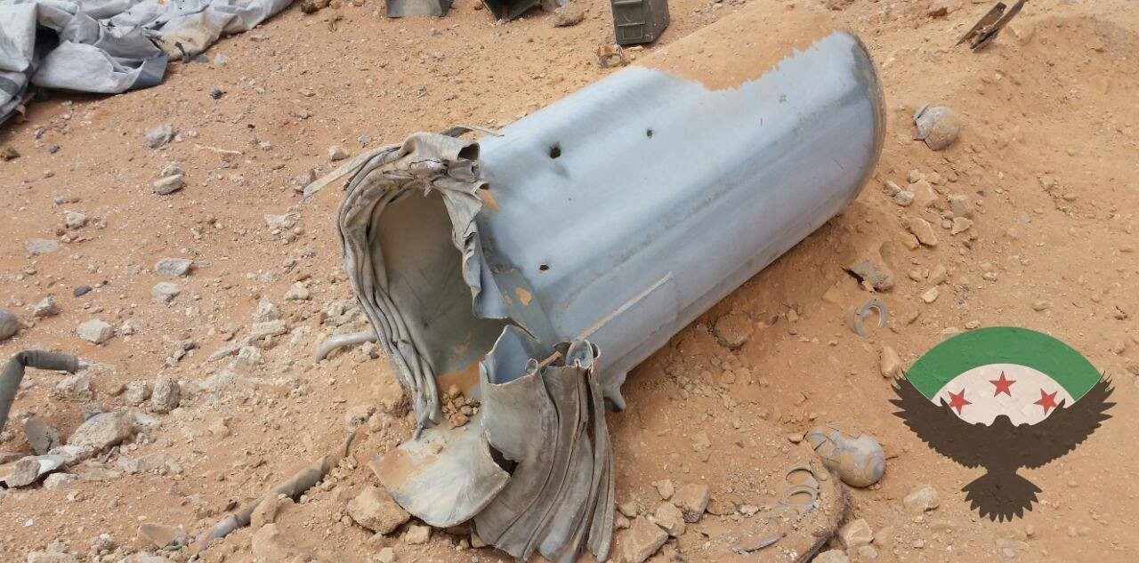 Syria Daily: Russia Covers Up Bombing of US-Supported Fighters