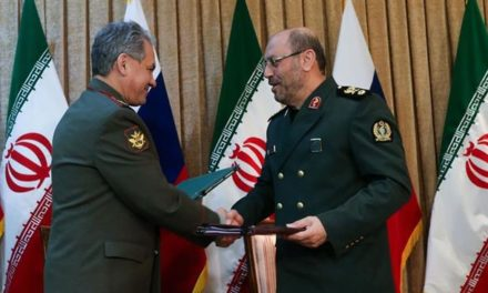 Iran Daily: Tehran Hosts Meeting With Syrian and Russian Defense Ministers