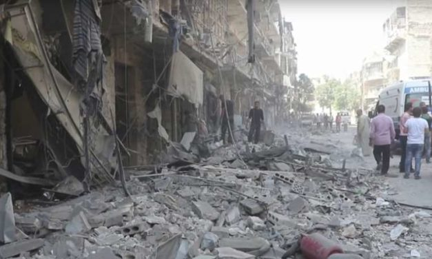 """Syria Daily: """"Brink of Starvation"""" — UN Calls for Aid Into Opposition-Held Aleppo"""