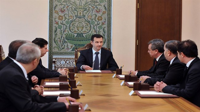 Syria Daily: Assad Names New Government