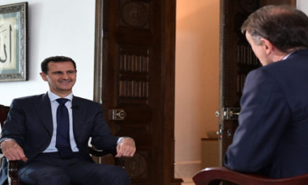 """Syria Video: Assad to US TV — Russia's """"Crucial"""" Intervention Saved My Regime"""