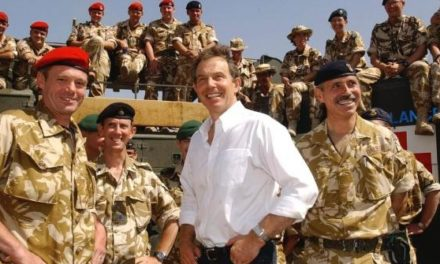 Britain & Iraq Analysis: Chilcot's Unsaid Conclusion — Blair Lied for An Invasion