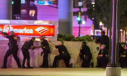 US Audio Analysis: The Threat of the Dallas Shootings