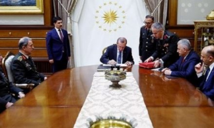 Turkey Feature: Military Heads Retained as Other Generals Dismissed
