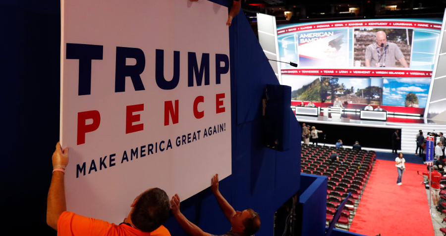 US Analysis: Beyond The Donald — 4 Things to Watch at the Republican Convention