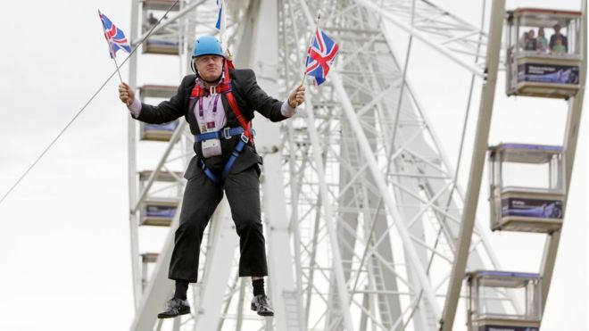 Britain Analysis: A Buffoon as Foreign Secretary — Idiocy or A Clever Political Move?