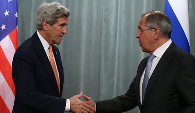 Syria Daily: Kerry and Lavrov Renew Talks on US Plan for Cooperation
