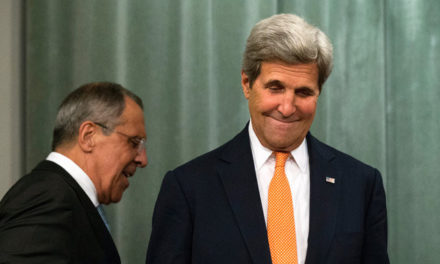 Syria Daily: US-Russia Deal to Coordinate Airstrikes