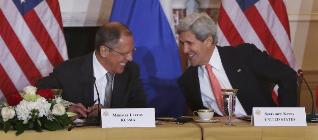 Syria Analysis: Kerry Sells Out to Russia Over Assad