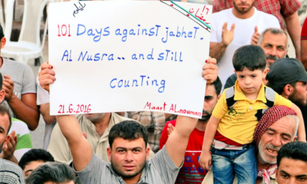 """Syria Feature: Amnesty — Some Rebels Using """"Same Methods of Torture"""" as Assad Regime"""