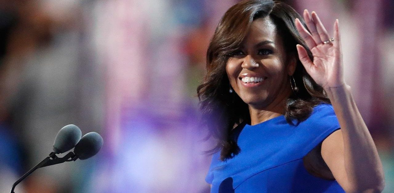 BBC Radios: Michelle Obama Rescues the Democratic Convention