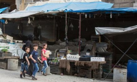 Syria Daily: Opposition Faces a Regime Siege of Aleppo
