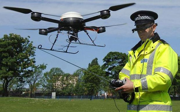 "EA in The Telegraph: UK's ""Potentially Lethal"" Drones Could Bring Down Aircraft"