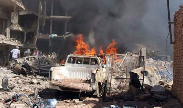 QAMISHLI BOMB 27-07-16