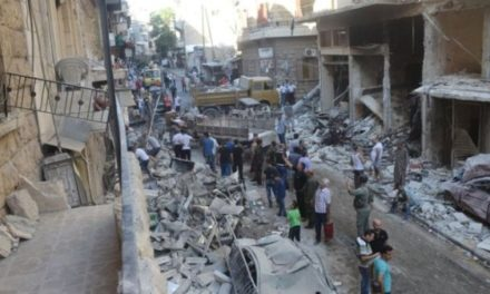 Syria Daily: Rebels Attack Inside Aleppo