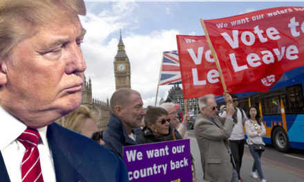 Britain & US Opinion: Why Brexit and Trump Are Ultra-Nationalist Twins