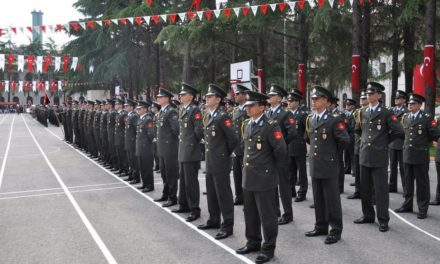 Turkey Feature: Government Closes All Military Schools