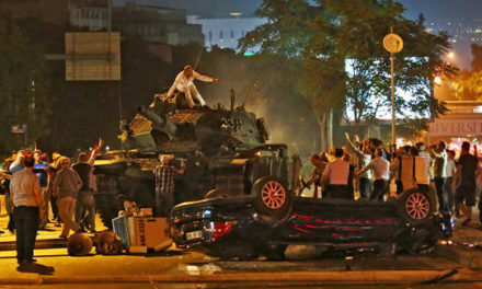 Turkey Special: Erdogan Fends Off Coup Attempt