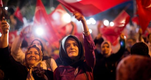 "Turkey Feature: How WikiLeaks ""Put Millions of Women in Potential Danger"""
