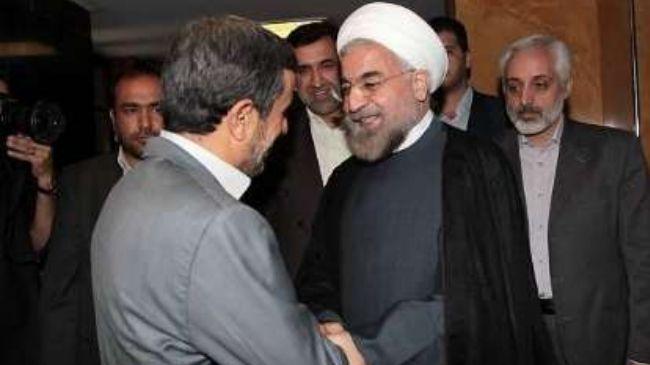 Iran Daily: Rouhani Calls for Investigation of Ahmadinejad