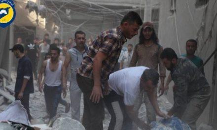 """Syria Daily: Aleppo — Head of UN Warns of """"Unprecedented Catastrophe"""""""