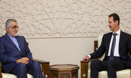 Iran Daily: Tehran's Latest Show of Support for Syria's Assad