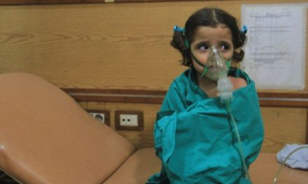 Syria Daily: Reports of Another Regime Chlorine Attack
