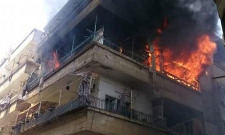 """Syria Feature: """"Napalm Bombs Knock Out Last Hospital"""" in Besieged Darayya"""